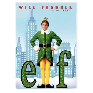 {Source: http://www.amazon.com/Elf-Infinifilm-Edition-Will-Ferrell/dp/B0002F6BRE}