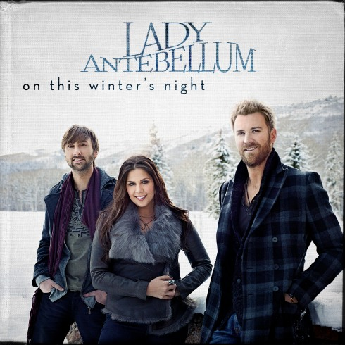 {Source: http://ladyantebellum.com/news/lady-spreads-holiday-spirit-release-christmas-album-winters-night-out-oct-22nd}